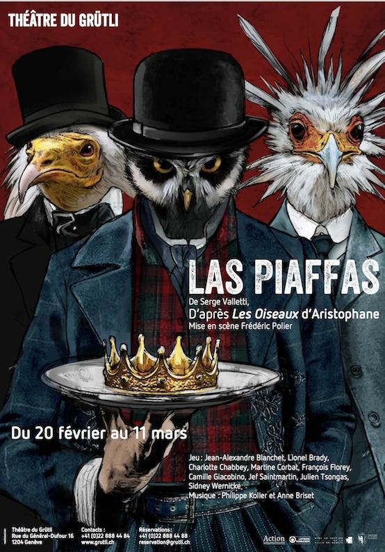 Las Piaffas