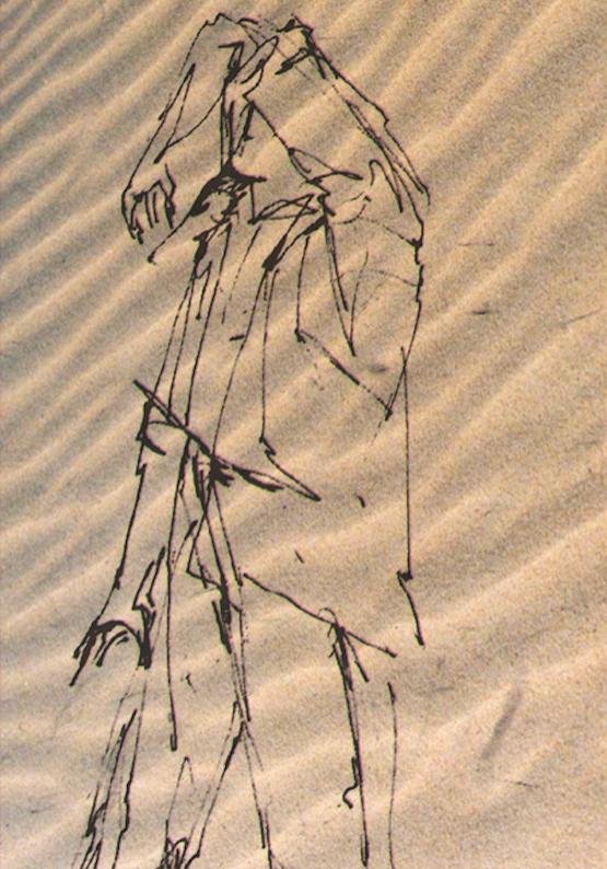 Combat de sable