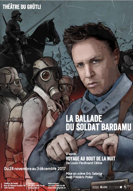 La Ballade du soldat Bardamu